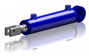 Hydraulic cylinder customized