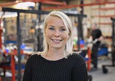 Hedvig Jensmar