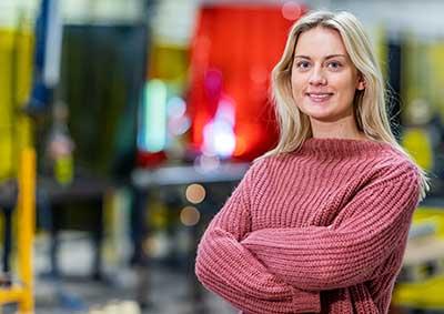 Thea Stenfeldt Inköp/ Order/ Ekonomi på Melin & Carlsson