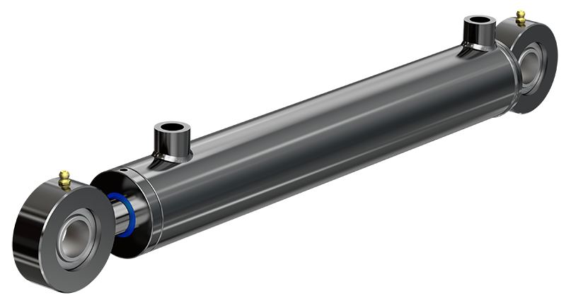 Dubbelverkande standardcylinder från Melin & Carlsson