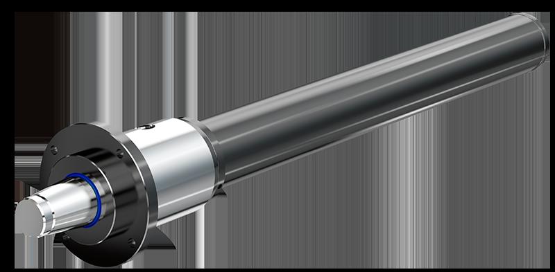 Enkelverkande hydraulcylinder från Melin & Carlsson