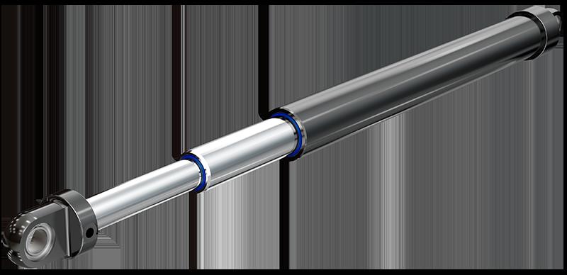 Teleskopcylinder från Melin & Carlsson